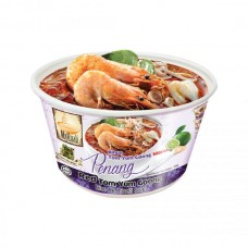 Penang Red Tom Yum Goong Rice Vermicelli Soup