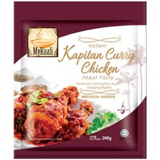 Instant Kapitan Curry Chicken/Meat Paste