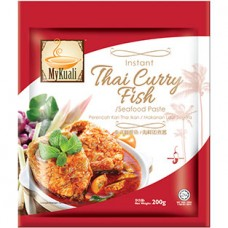 Instant Thai Curry Fish/Seafood Paste