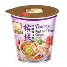 Penang Red Tom Yum Goong Noodle Cup